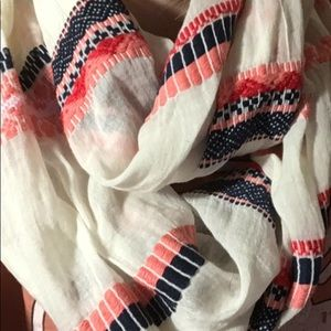 Infinity scarf from holister